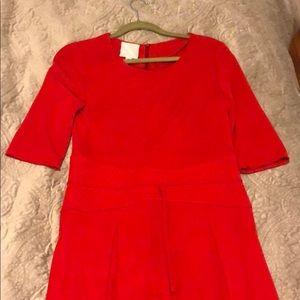 CHADO Ralph Rucci Stunning red dress